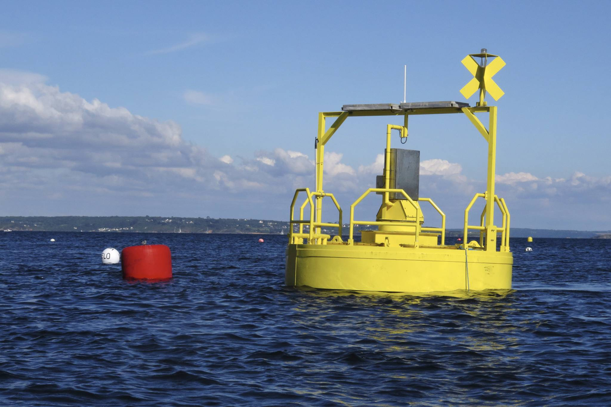 power buoy - energy - autonomy